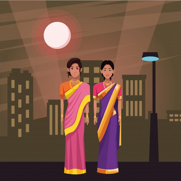 indian-women-avatar-cartoon-character_18591-55130