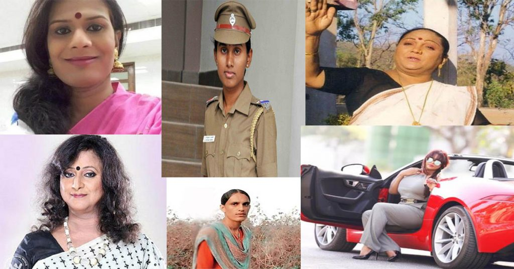 At A Glance_ India's First Transgender People In Various Fields!
