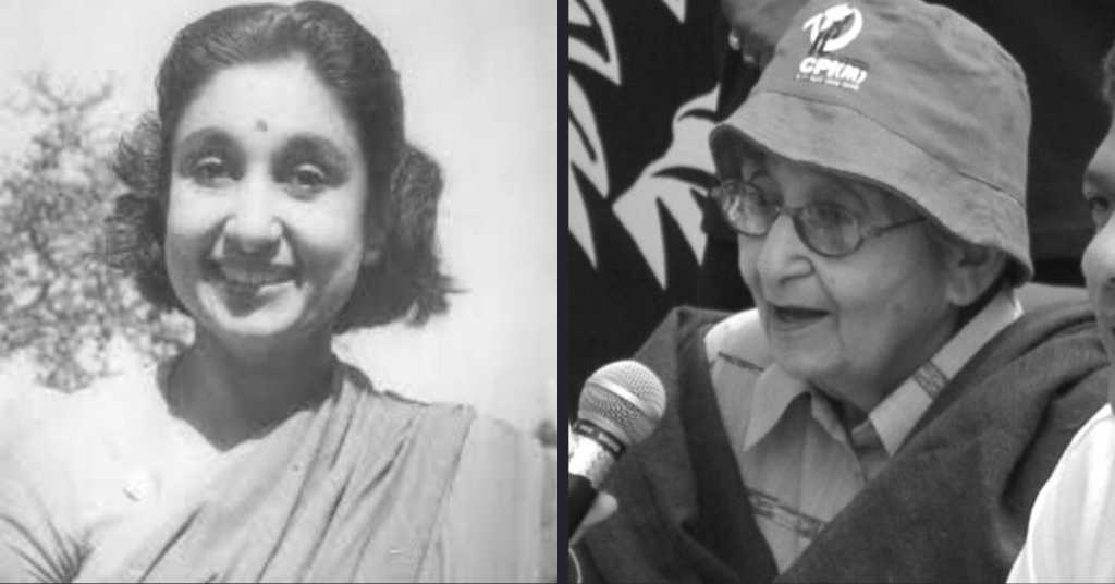 Captain Lakshmi Sahgal_ Officer Of The Indian National Army