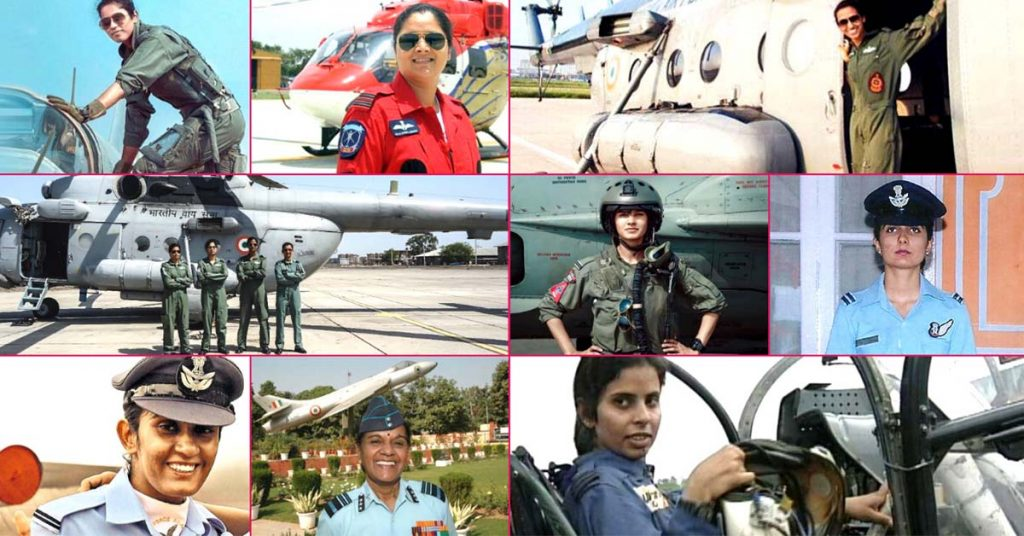 Indian Air Force Day_ Meet The Women Officers Who Created A History In The IAF