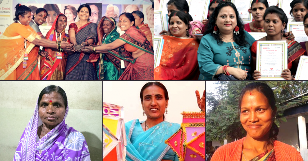 Rural Revolution_ Five Inspiring Power Women Who Changed The Destiny Of Rural India!