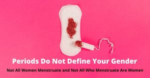 Menstrual blood on Pads and tampon