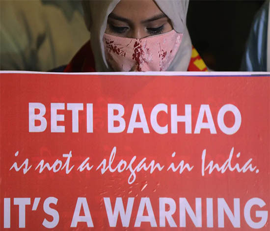 A 14YO minor girl in Rajasthan's Nagaur district has reportedly given birth to a child after which four people, including her brother, have been booked for rape.