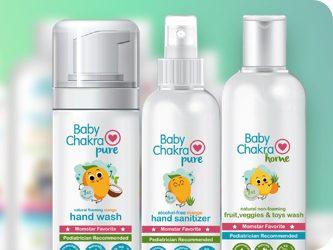 babychakra products