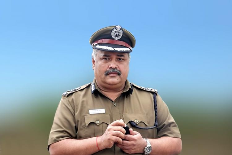 DGP Rajesh Das