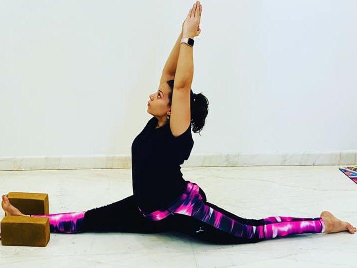 saks yoga sakina