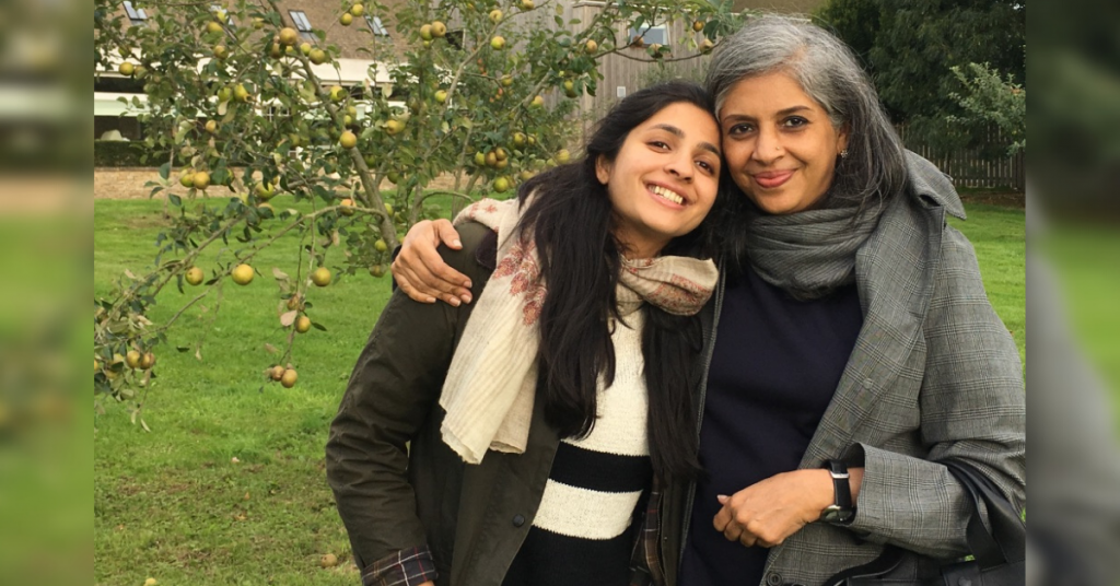 Ira Guha Mother Sujata Infano Sonali Sharma Writer