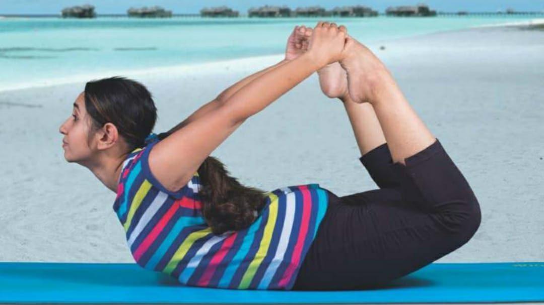 Tasneem Vadnagarwala yoga moure
