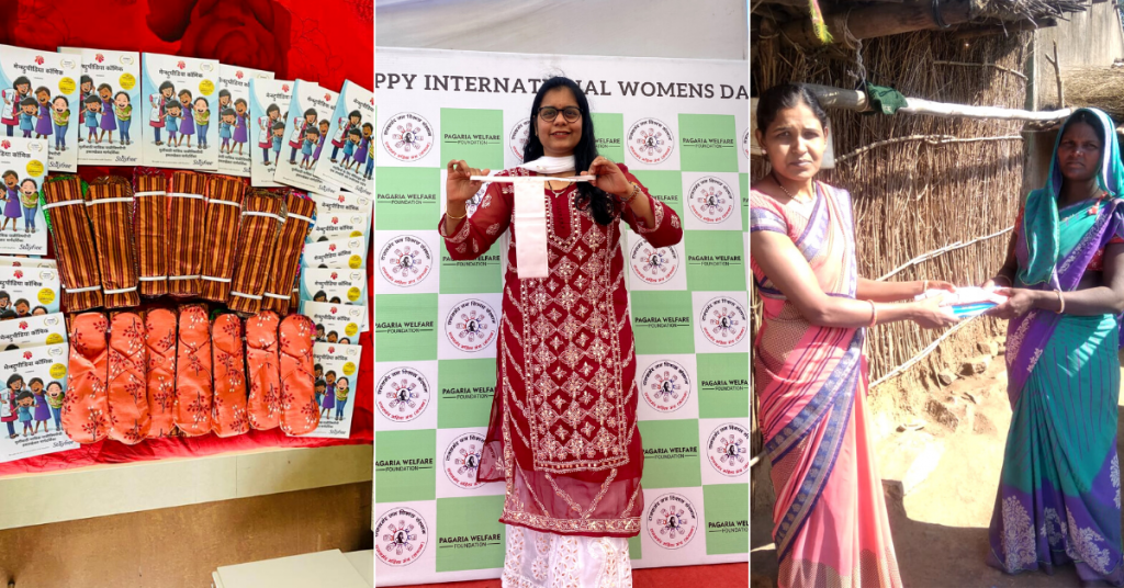 How This Former CA Is Empowering Rural Girls & Women With Her Project Laadli Sonali Sharma Passion To Profession Infano Pagaria Welfare Foundation Navi Mumbai Vaidhei Pagaria Project Laadli