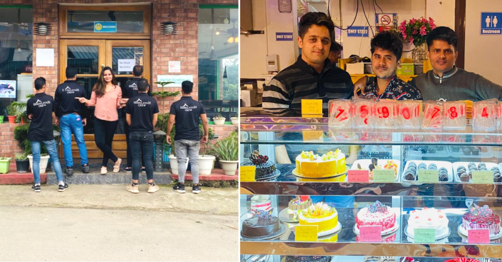 Sheetal Bhati Sonali Sharma Passion To Profession Infano Bir Himachal Pradesh Himalayan Pizza Mountains