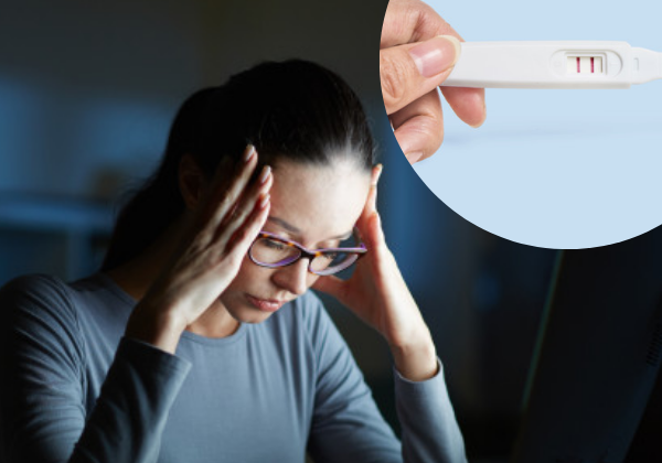 Are Stress and Infertility related